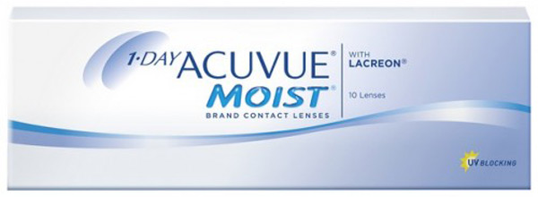 Image 1-Day Acuvue Moist 10 линз 10 линз